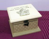 Moje blago - kutija personalizirana s Vašom porukom
