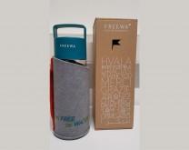 Freewa- dizajnerska, ekološka, staklena boca