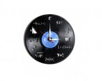 Pametni sat - Zidni sat napravljen od gramofonske ploče