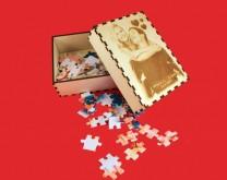 Složi Me - Vaše puzzle u drvenoj kutiji sa slikom po želji