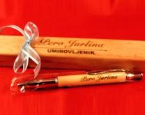 VIP kemijska olovka - s Vašim imenom i prezimenom