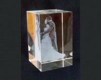 U-Spomen(a) - Vaša slika ugravirana u kristalu