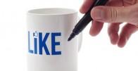 I Like - Dizajnerska šalica s 3 markera za pisanje