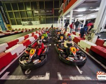 Grand Prix Advanced trka za 10 osoba, Karting Arena Zagreb