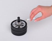 Automobilska guma - Pepeljara