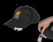 Beer King - kapa s otvaračem za pivo;