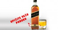 Personalizirani Johnnie Walker Black Label, 0,70l